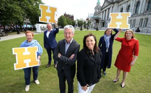 Northern Ireland Showcased to Global Business Tourism Buyers