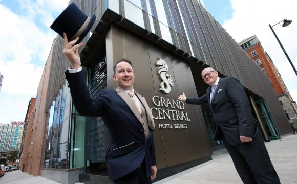 Grand Central Hotel Belfast Opens Its Doors