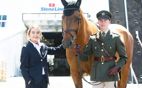 Win Tickets to the Stena Line Dublin Horse Show!