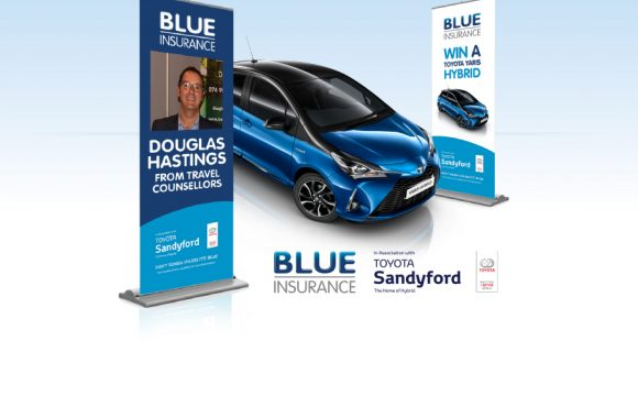 Blue Insurance Announce May Finalist of Car Promotion