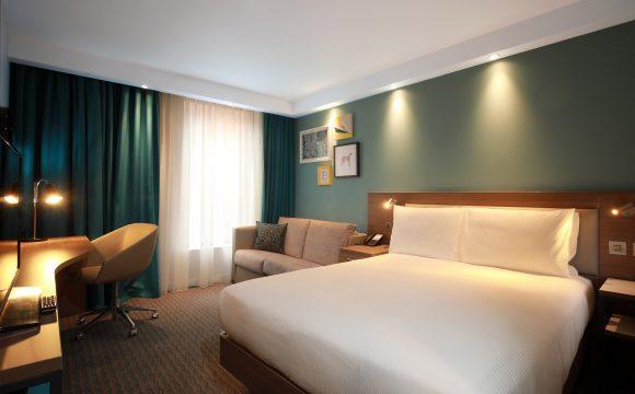 New Hampton by Hilton Hotel Opens in Belfast