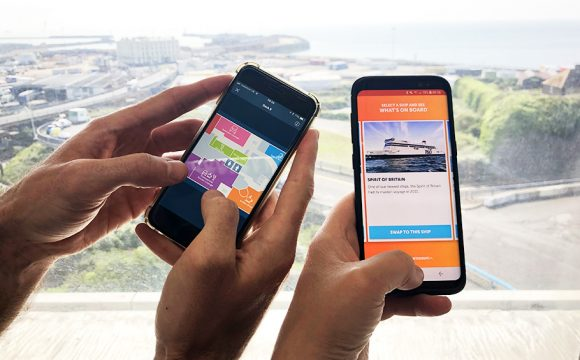 P&O Ferries Launch New Mobile App to Upgrade Your Summer Holidays!