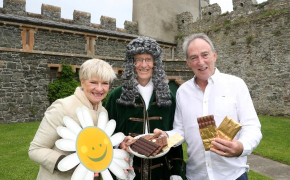 Chocolate Lovers Festival in Killyleagh