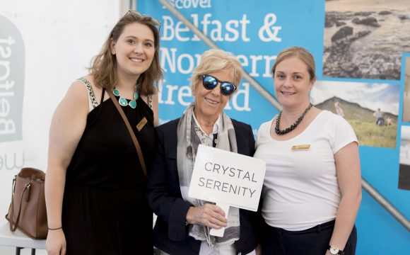 Crystal Serenity | Agent Visit, Belfast