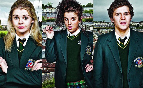Derry Girls' Stars to Host This Year's Travel and Tourism Awards