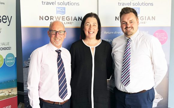 Travel Solutions Strengthens Relationship with Norwegian Cruise Line