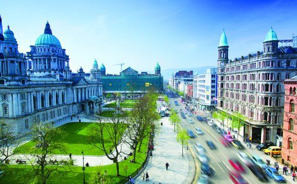 Hotel Firm Buys Belfast's Nambarrie Tea Building