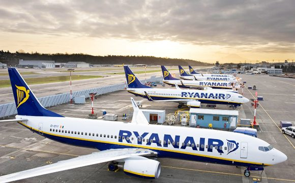 Ryanair To Expand to Non-EU Destinations