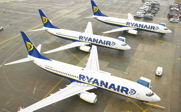 Ryanair Axes Holiday Division