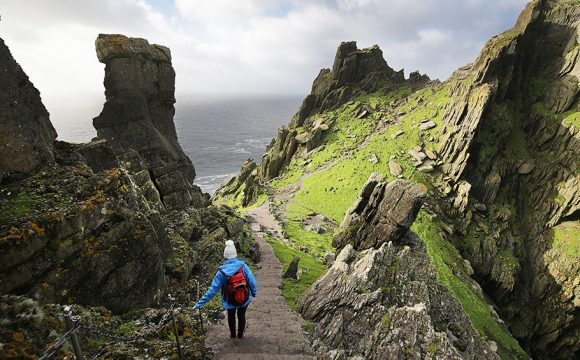 Heritage Group Concerned About Rising Number of Visitors to Skellig Michael