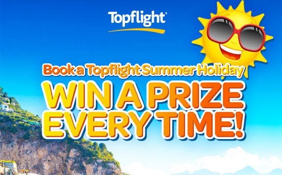 Everyone's A Winner with Topflight