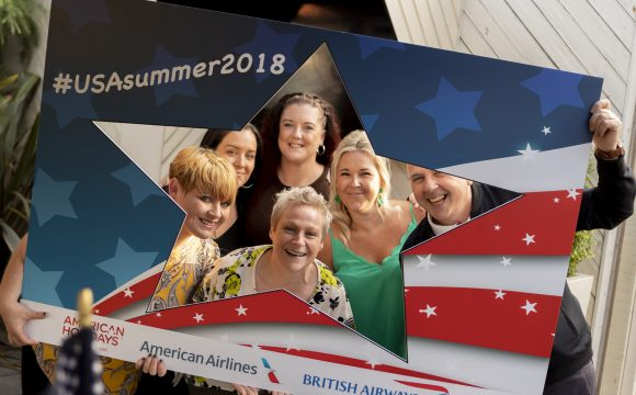 American Holidays, American Airlines and British Airways | Cutter's Wharf, Belfast