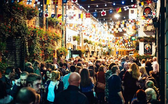 Arts, Theatre, Music and more in Northern Ireland's Cultural Calendar