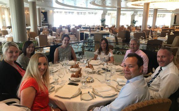 Oceania Cruises | Agent ship Visit | Belfast