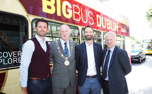 Big Bus Tours Expands into Dublin