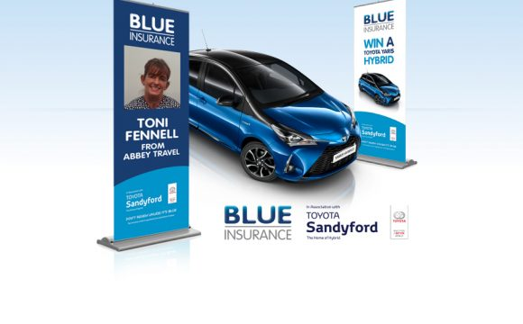Blue Insurance Announce July Finalist of Car Promotion