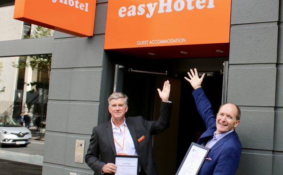 Ireland's First easyHotel Opens in Belfast City Centre