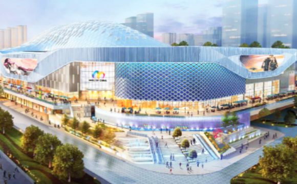 Largest Nickelodeon Indoor Theme Park Coming to China
