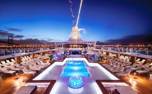 Savour the World with the Finest Cuisine at Sea!