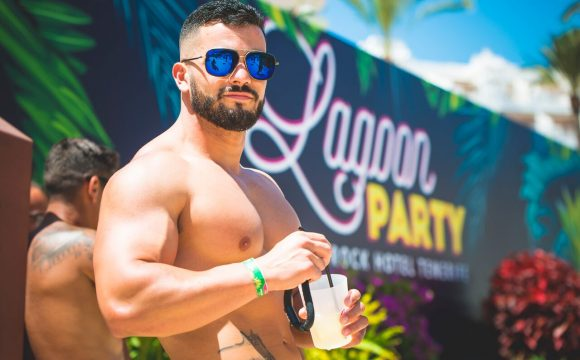 Hard Rock Hotel's Man-made Lagoon Provides Setting for New Party Concept