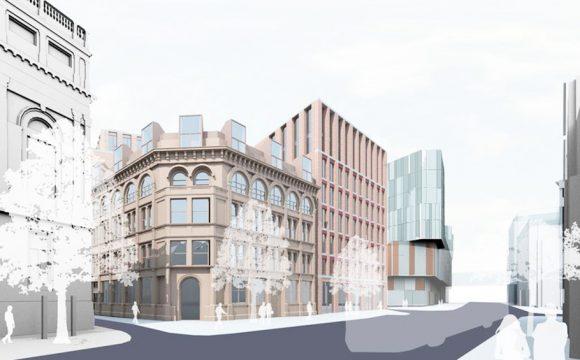 Belfast Office Block to get Rooftop Running Track
