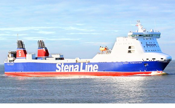 More Freight Capacity and New Ship on Liverpool Route