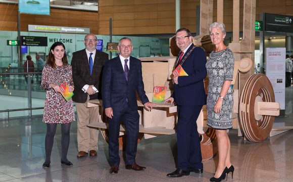 Dublin Airport To Host Events Celebrating Culture Night 2018