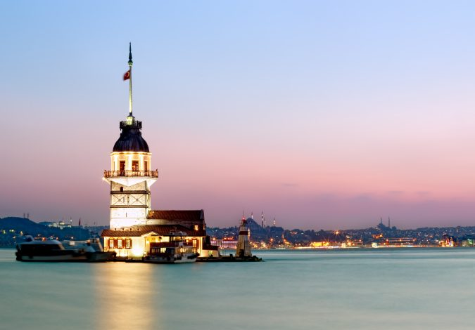Win Two Return Flights to Istanbul with Turkish Airlines