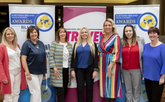 Travel Student of the Year Judging | Belfast