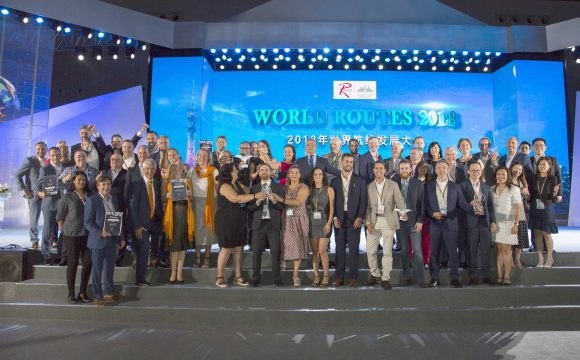 Brussels Overall World Routes Winner, but Cork Airport Successful Too