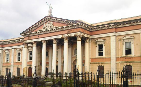 Green Light for Hotel in Crumlin Road Courthouse Building