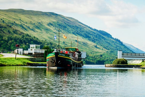 A Voyage of Discovery in Great Glen