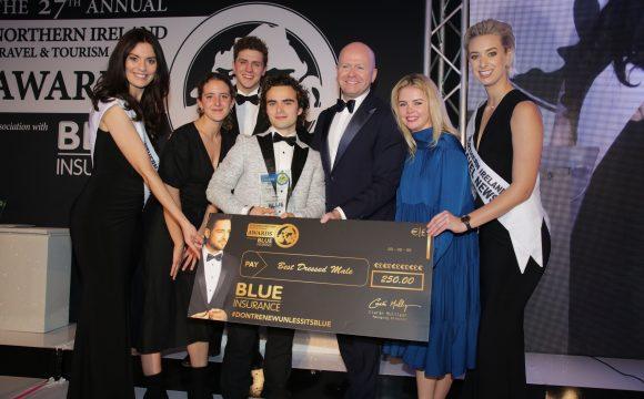 NITA 2018   Blue Insurance Best Dressed