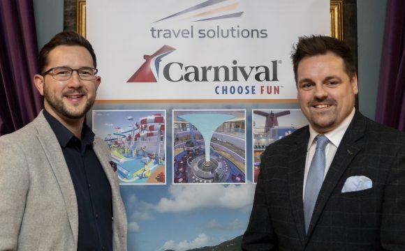 Travel Solutions & Carnival Cruises' Agents Evening | Barking Dog, Belfast