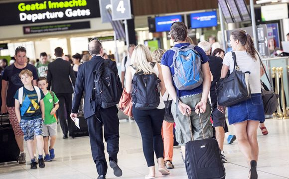 Dublin Airport Passengers Top the 30 Million Mark For First Time