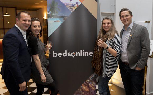 Bedsonline 10th Anniversary   Titanic Hotel, Belfast