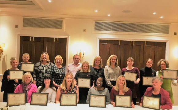 Fred. Olsen Celebrates First Graduates from New Women's Leadership Network