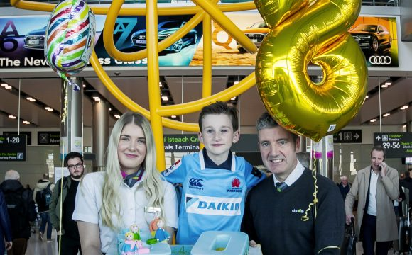 More Than 80 Million Passengers Use Dublin Terminal 2