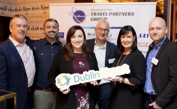 Great Turnout at Travel Partners' Road Show
