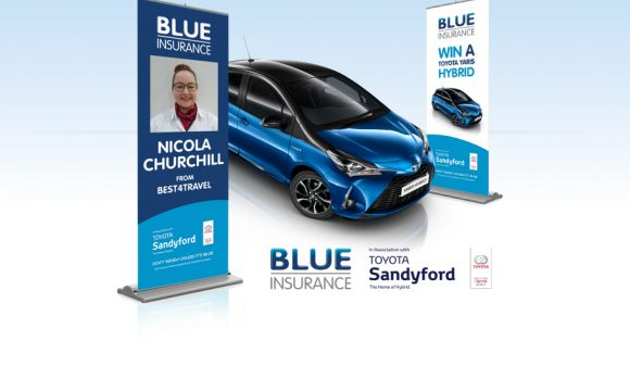 Blue Insurance Announces October Finalist & Extension of Car Promotion