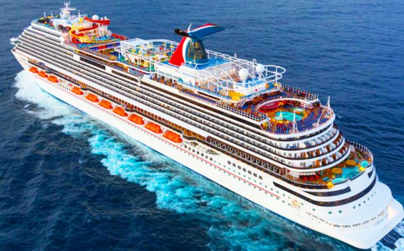 Carnival Fascination to Move to Alabama in 2022