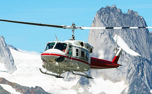 Rocky Mountaineer Train Combines With Mountain Heli Experience