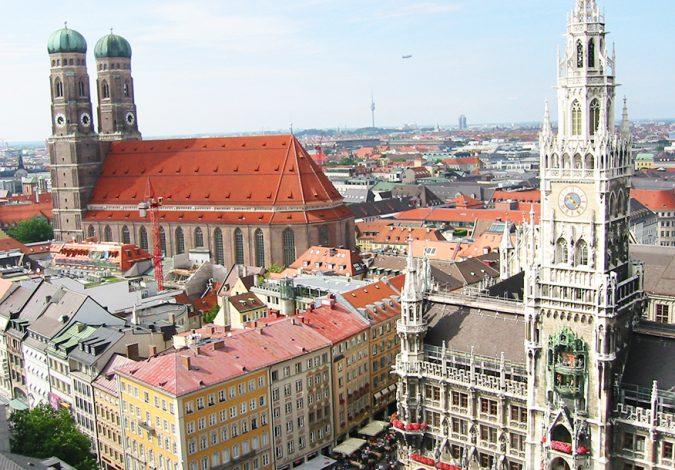 Win Two Return Flights to Munich with Lufthansa