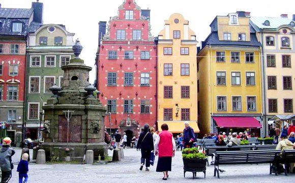 Short Break in Stunning, Sun-Splashed Stockholm