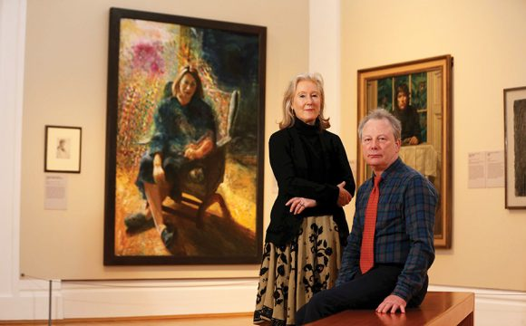 Ulster Museum's Art Collections Revitalised by New Blood Exhibition
