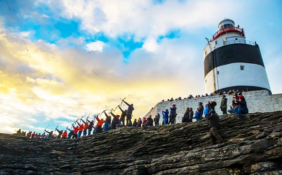 Age-Old Tradition Set for Hook Lighthouse this New Year's Day