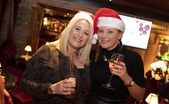 Travel Trade Christmas Drinks   Harp Bar, Belfast