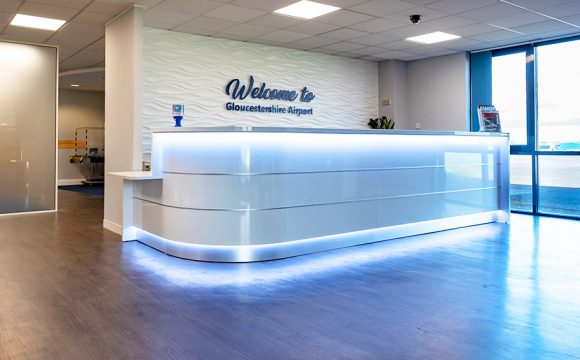 Gloucestershire Airport Touches Down with First-Class Makeover
