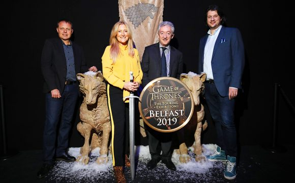 Game of Thrones' Fans! Winter is Coming… To Belfast!
