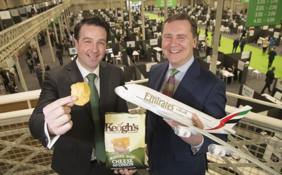 A Million Crisps and 50,000 Bars of Chocolate for Emirates Customers in 2019